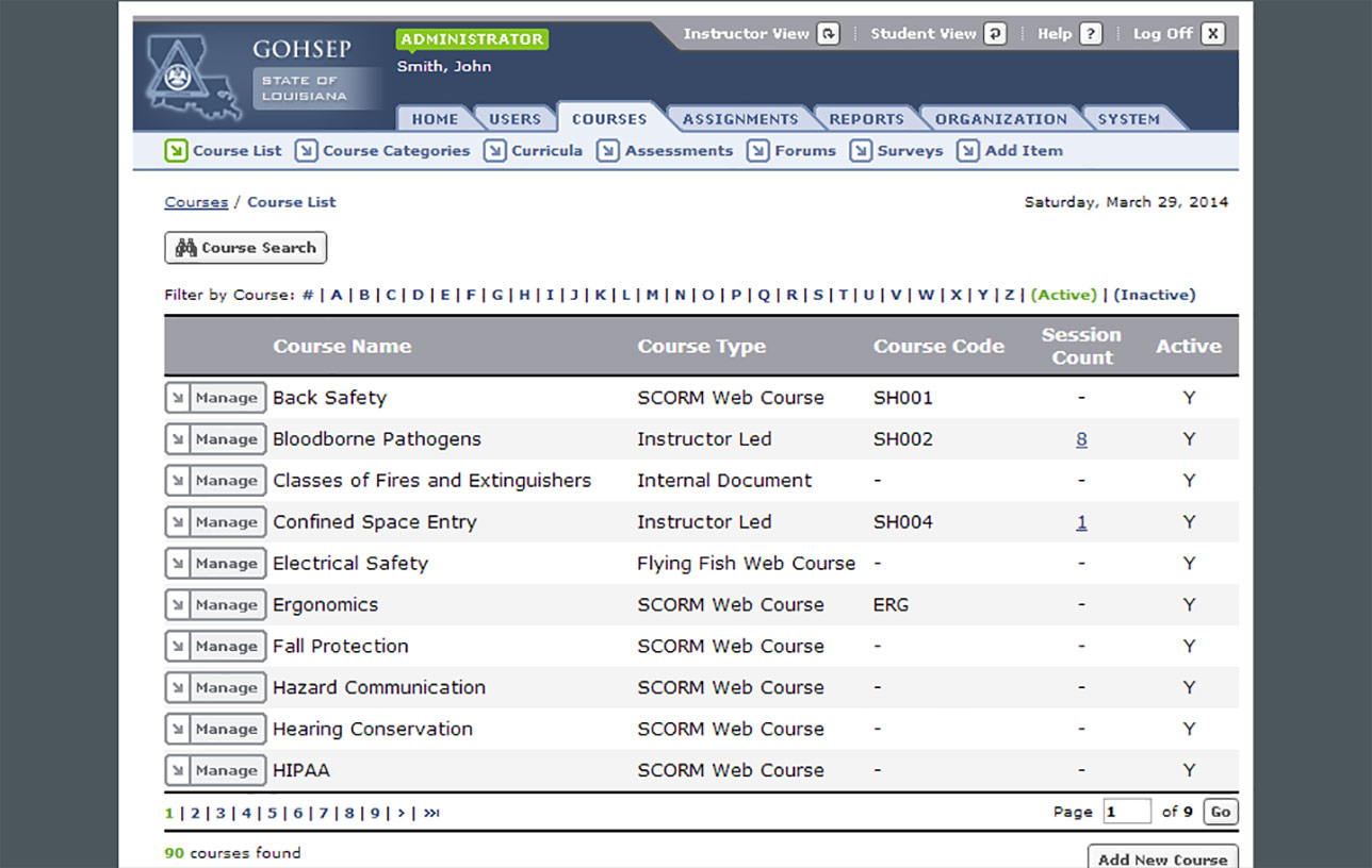 CareerMap 2 Learning Management System (LMS) Image 07