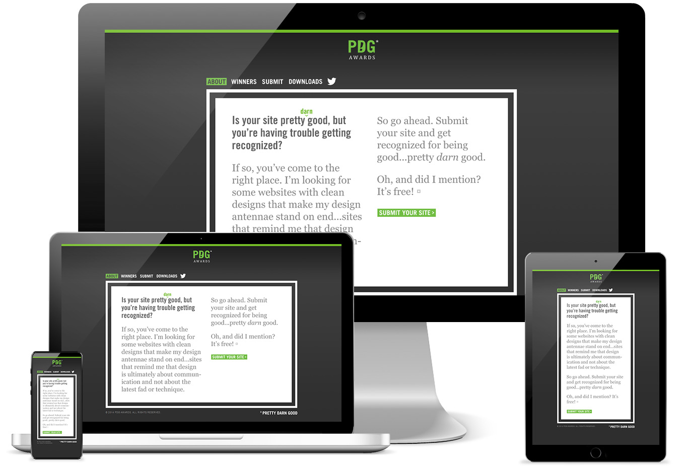 PDG Awards (Responsive)