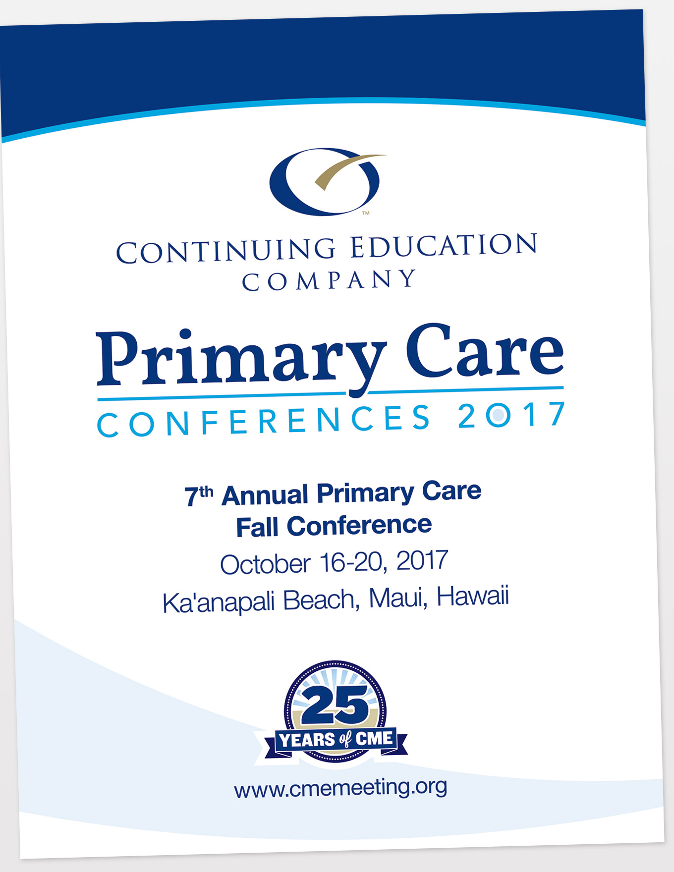 Cover for CEC Conference Handouts
