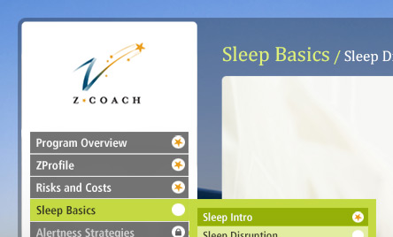 Z-Coach Sleep Basics