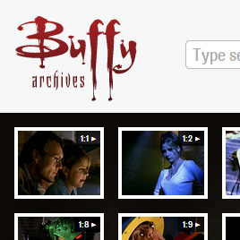 Buffy Archives Thumbnail